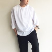 DRY INNER TEE WHITE/COMFY OUTDOOR GARMENT