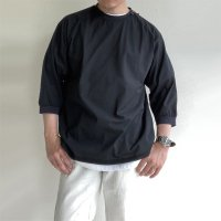 DRY INNER TEE BLACK/COMFY OUTDOOR GARMENT<img class='new_mark_img2' src='https://img.shop-pro.jp/img/new/icons3.gif' style='border:none;display:inline;margin:0px;padding:0px;width:auto;' />