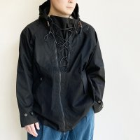 【PRICE DOWN】N-2 Parka Mod,Light Weight Cotton Ventile, Black/Workers