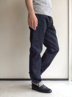 【20SS】East Coast Fit Denim Pants Indigo One Wash/Kaptain Sunshine