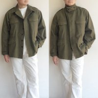 1950年代フランス軍M-47ブルゾン 1950's Dead Stock French Military Blouson M-47<img class='new_mark_img2' src='https://img.shop-pro.jp/img/new/icons3.gif' style='border:none;display:inline;margin:0px;padding:0px;width:auto;' />