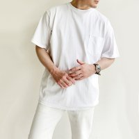 【PRICE DOWN】BIG 3 PLY T-shirt White/Workers