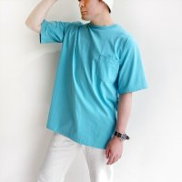 【PRICE DOWN】BIG 3 PLY T-shirt Blue/Workers