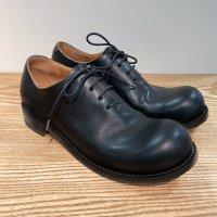 東雲 しののめ・ブラック/おでこ靴職人ヒラキヒミ。