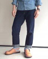 「blues ブルース」トイアーノ・ナチュラル おでこ靴職人が作ったサボサンダル/ヒラキヒミ。