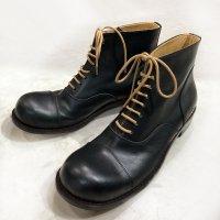 follow フォロー・ブラック/おでこ靴職人ヒラキヒミ。