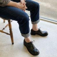 Libertango リベルタンゴ・ブラック/おでこ靴職人ヒラキヒミ。