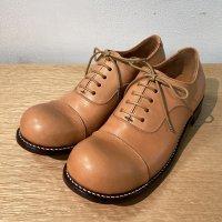Libertango リベルタンゴ・ナチュラルブラウン/おでこ靴職人ヒラキヒミ。