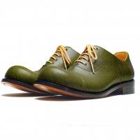 Libertango リベルタンゴ・グリーン/おでこ靴職人ヒラキヒミ。