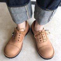 「libertango リベルタンゴ」トイアーノ・ナチュラル/おでこ靴職人ヒラキヒミ。