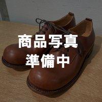 「Charlie チャーリー」トイアーノ・ブラウン/おでこ靴職人ヒラキヒミ。