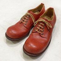 「Charlie チャーリー」トイアーノ・レッド/おでこ靴職人ヒラキヒミ。