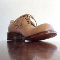 「Charlie チャーリー」トイアーノ・ナチュラル/おでこ靴職人ヒラキヒミ。