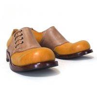 「dance dance dance」トイアーノ・キャメル/おでこ靴職人ヒラキヒミ。