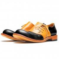 dance dance dance・ブラック/おでこ靴職人ヒラキヒミ。