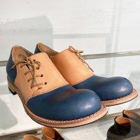 【終了しました】「dance dance dance」トイアーノ・ネイビー/おでこ靴職人ヒラキヒミ。