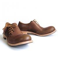 【終了しました】「dance dance dance」トイアーノ・ブラウン×ブラウン/おでこ靴職人ヒラキヒミ。