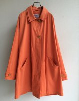 1990's Italian Dolman Sleeve Oversized Jacket Light Orange<img class='new_mark_img2' src='https://img.shop-pro.jp/img/new/icons3.gif' style='border:none;display:inline;margin:0px;padding:0px;width:auto;' />