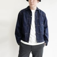 【2020年秋冬新作】Denim Jacket, 10.5 oz Right Hand Denim, OW/Workers