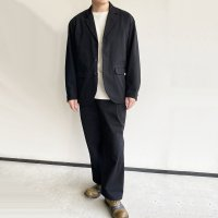 【2020年秋冬新作】COMPASS JACKET BLACK/COMFY OUTDOOR GARMENT