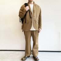 【2020年秋冬新作】COMPASS JACKET COYOTE/COMFY OUTDOOR GARMENT