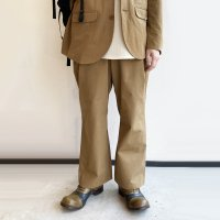 【2020年秋冬新作】COMPASS TROUSERS COYOTE/COMFY OUTDOOR GARMENT
