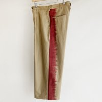 【PRICE DOWN】WIDE ROCKER PANTS FADE BEIGE/STRANGE TRIP