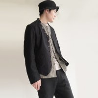 french farmers blouson 1790  black/DjangoAtour ANOTHERLINE