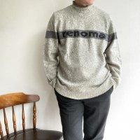 1980年代renomaのニット 1980's Italian Knit by renoma JEANS CONCEPT Grey
