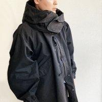 【2021SS】Mill.Coat BLACK/KAPTAIN SUNSHINE