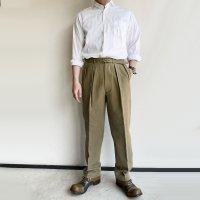 【2021年3月新作】Gurkha Trousers ARMEE/KAPTAIN SUNSHINE<img class='new_mark_img2' src='https://img.shop-pro.jp/img/new/icons3.gif' style='border:none;display:inline;margin:0px;padding:0px;width:auto;' />