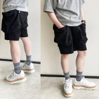 【2021年3月新作】ACTIVITY SHORTS BLACK/COMFY OUTDOOR GARMENT<img class='new_mark_img2' src='https://img.shop-pro.jp/img/new/icons3.gif' style='border:none;display:inline;margin:0px;padding:0px;width:auto;' />
