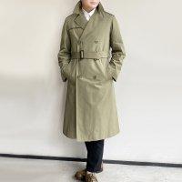 1977年フランス軍ボアライナー付きトレンチコート 1977 French army trench coat with liner Light Khaki<img class='new_mark_img2' src='https://img.shop-pro.jp/img/new/icons3.gif' style='border:none;display:inline;margin:0px;padding:0px;width:auto;' />