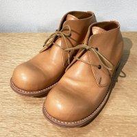 Coppe コッペ・ナチュラルブラウン/おでこ靴職人ヒラキヒミ。