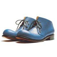 Coppe コッペ・ターコイズ/おでこ靴職人ヒラキヒミ。