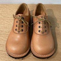 Cobato こばと・ナチュラルブラウン/おでこ靴職人ヒラキヒミ。