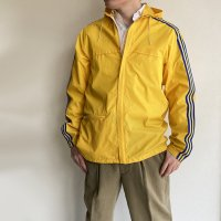 1970's Nylon Zip-up Blouson by adidas Made in France Yellow × Blue<img class='new_mark_img2' src='https://img.shop-pro.jp/img/new/icons3.gif' style='border:none;display:inline;margin:0px;padding:0px;width:auto;' />