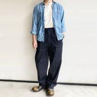 【2021FW新作】Gurkha Trousers OLDER INDIGO/KAPTAIN SUNSHINE<img class='new_mark_img2' src='https://img.shop-pro.jp/img/new/icons3.gif' style='border:none;display:inline;margin:0px;padding:0px;width:auto;' />