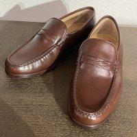 アレン・エドモンズ Leather Shoes 5Wサイズ(約23.5�サイズ)ベルギー製<img class='new_mark_img2' src='https://img.shop-pro.jp/img/new/icons3.gif' style='border:none;display:inline;margin:0px;padding:0px;width:auto;' />