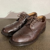 Tricker's Leather Shoes トリッカーズ 5サイズ(約23.0�サイズ)イギリス製<img class='new_mark_img2' src='https://img.shop-pro.jp/img/new/icons3.gif' style='border:none;display:inline;margin:0px;padding:0px;width:auto;' />