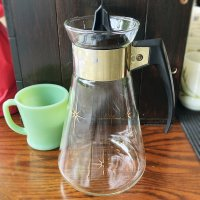 Coffee Pot 1970年代製造 Old Pyrex オールドパイレックス(Aランク美品)<img class='new_mark_img2' src='https://img.shop-pro.jp/img/new/icons3.gif' style='border:none;display:inline;margin:0px;padding:0px;width:auto;' />