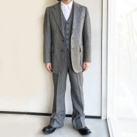 1950-1960's Three-piece suit<img class='new_mark_img2' src='https://img.shop-pro.jp/img/new/icons3.gif' style='border:none;display:inline;margin:0px;padding:0px;width:auto;' />