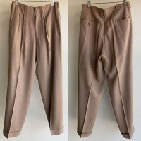 1950's Pink Beige slacks<img class='new_mark_img2' src='https://img.shop-pro.jp/img/new/icons3.gif' style='border:none;display:inline;margin:0px;padding:0px;width:auto;' />