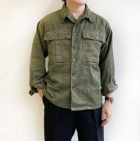 【2021年秋冬新作】M43 Combat Jacket, Herringbone 2-Tone/Workers<img class='new_mark_img2' src='https://img.shop-pro.jp/img/new/icons3.gif' style='border:none;display:inline;margin:0px;padding:0px;width:auto;' />