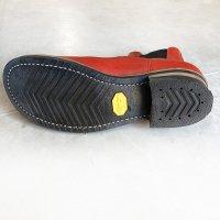 靴底をビブラムソール700(黒)にしてほしい ※22.0�〜27.0�のみ制作可/おでこ靴職人ヒラキヒミ。