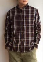 CPOチェックシャツ(Sサイズ)CPO Check Shirt/DjangoAtour