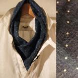 cottonlinen cravat グリーン/Django Atourジャンゴアトゥール