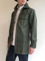 1970's Dead Stock French Army Zip-up Blouson Khaki