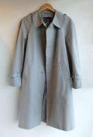 1970-1980's Vintage Spring Trench Coat(Light Gray)