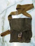 1960-1970's Swedish Military Shoulder Bag(Khaki-b)